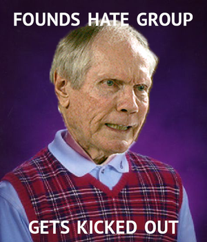 bad luck Fred Phelps by koimonster22