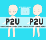 [P2U] Expressions Pack Adopt Base | 50points by winryie-adopts