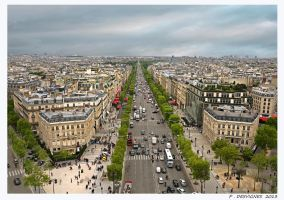ohhh Champs elysees by bracketting94