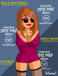 Ann Possible On The Red Carpet by fnbman