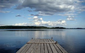 Taltowisko Lake by Anymouss