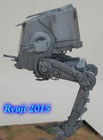 Bandai AT-ST08 by celsoryuji