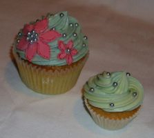 Edible cupcakes....from Porgey by PORGEcreations