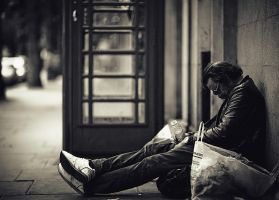 Homeless... by fbuk