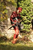 Complete Hard Leather Armour by Bear-Crafter