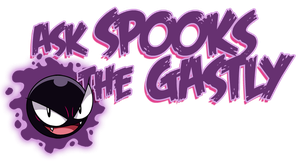Ask Spooks the Gastly by Red-Flare