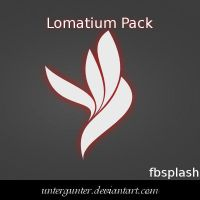 Lomatium Fbsplash Pack by Untergunter