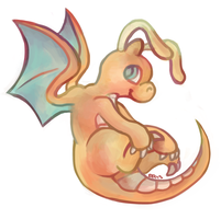 dragonite by blubified