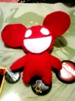 Deadmau5 by UraHameshi