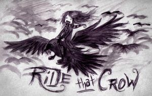Ride that crow by L0KA