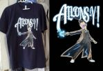 Allons-y shirt by DouggieDoo