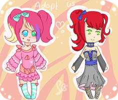 SOLD adoptables by ChezuAdoptables