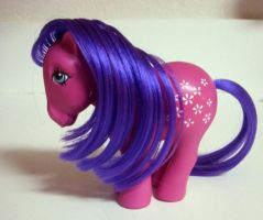 MLP Custom Italy Magenta Blossom by colorscapesart