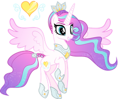 Dancerverse - Princess Flurry Heart by Orin331
