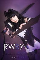 Blake Belladonna - Anime North promo by Eiloria