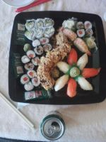 sushi! by homicide-suicide