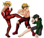Commission: Ryoga's Boys, Part III by R-Legend