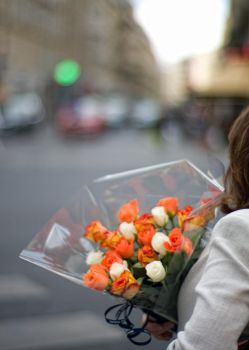 Parisian Flowers by kcnickerson