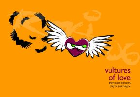 Vultures of Love by rori