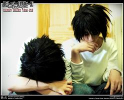 Death Note: BBxL BK Y.1 3 by Maxieyi