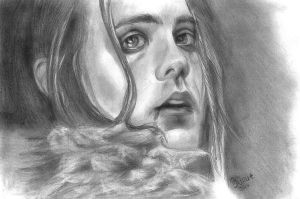 Jared Leto- Hephaistion by IamThereforeIam