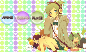 Anime-Desings-Place by Togame-chan