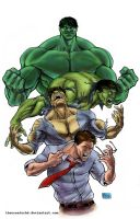 Hulk Color V1 by thecreatorhd