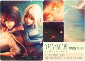 Dreamscape Artbook -Preview- by goldfishkang