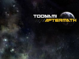 Toonami Aftermath Wall by gamerma