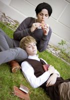 JeanMarco: Lullaby by NorFrosch