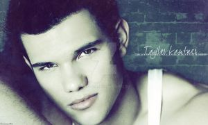 Taylor Lautner - the eyes by b-r-i-n-a