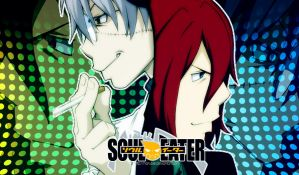 Soul Eater Wall by naruble