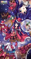 Merry Christmas by Furihime
