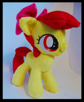 Apple Bloom Plush by AppleDew
