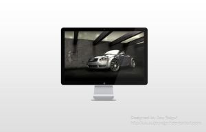 I mac Display by jayrajput