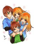 Why We Love Twins by dievegge