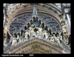 Cathedral's Detail by Rayashi