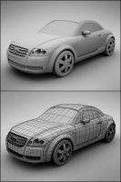 Audi TT Attempt by drewbrand
