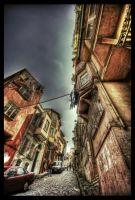 Looking Up at Down HDR by ISIK5