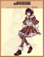 EE - Harvest Festival Outfit by retrozero