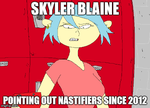 Skyler Nastifier Meme by TomIannucci