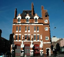 The Old Fire Station by LucySheen