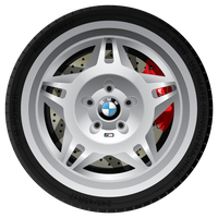 BMW E36 M3 - OEM Vector Wheel by semaca2005