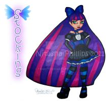 Little Miss Stocking by Tanis711