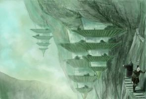 TYAS - Western Air Temple by Sarapsys