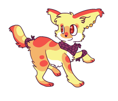 adoptable auction OPEN + POINTS by Bienoo