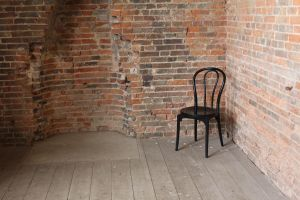 Chair in the Corner by fuguestock