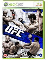 UFC 3 Xbox 360 Cover by WCFOmen