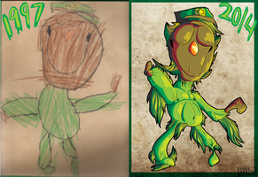 Leprechaun from 1997 by MichaelJLarson