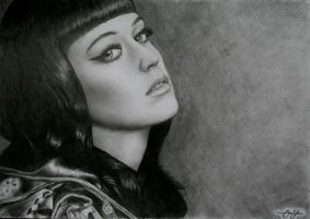 Katy Perry by ebenejdne